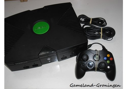 Xbox with S Controller & Wiring