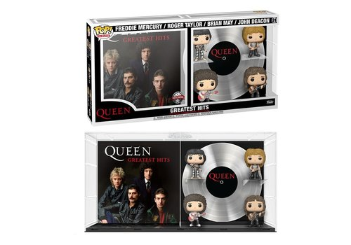 Album Deluxe POP! - 4-Pack Queen Greatest Hits