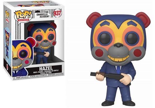 The Umbrella Academy POP! - Hazel