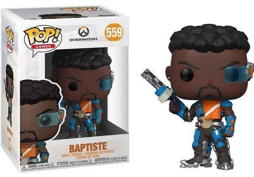 Overwatch POP! - Baptiste
