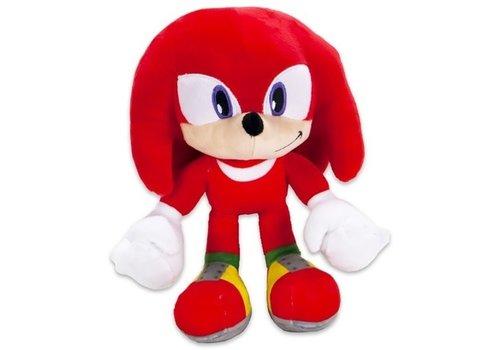 Sonic the Hedgehog - Knuckles Plush 30 cm