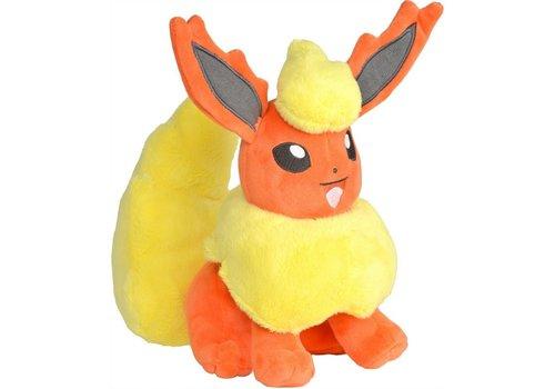 Pokémon - Flareon Plush 20 cm