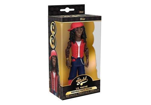 Lil Wayne - Vinyl Gold Figure Lil Wayne