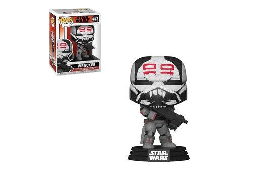 Star Wars The Bad Batch POP! - Wrecker