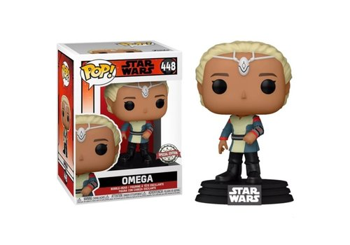 Star Wars The Bad Batch POP! - Omega