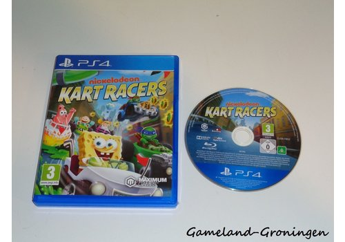 Nickelodeon Kart Racers (Complete)