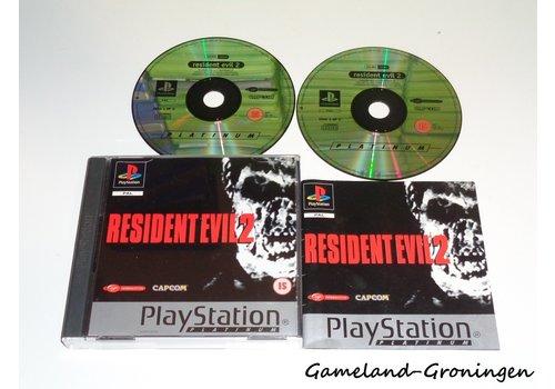 Resident Evil 2 (Compleet, Platinum)