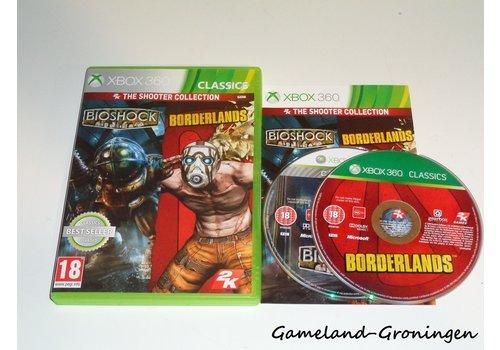 Borderlands + Bioshock Double Pack (Compleet, Classics)