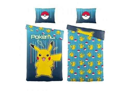 Pokémon - Vibe Duvet Cover 140 x 200 cm