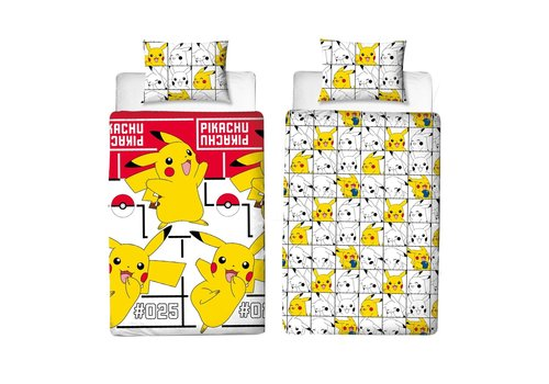 Pokémon - Icon Duvet Cover 140 x 200 cm
