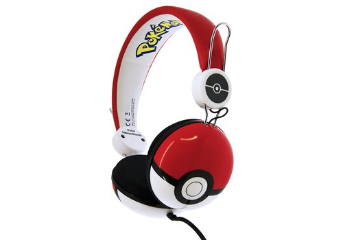 Pokémon - Pokeball Headphones