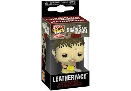 The Texas Chainsaw Massacre Pocket POP Keychain - Leatherface