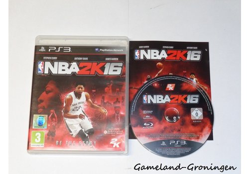 NBA 2K16 (Compleet)