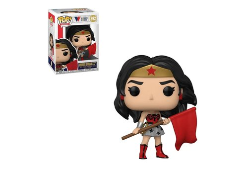 Wonder Woman 80th POP! - Wonder Woman Superman Red Son