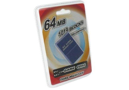 GameCube Memorycard 64 MB