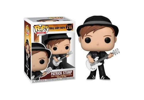 Fall Out Boy POP! - Patrick Stump