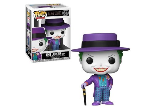 Batman 1989 POP! - The Joker with Hat