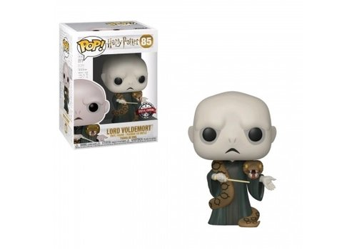 Harry Potter POP! - Lord Voldemort with Nagini