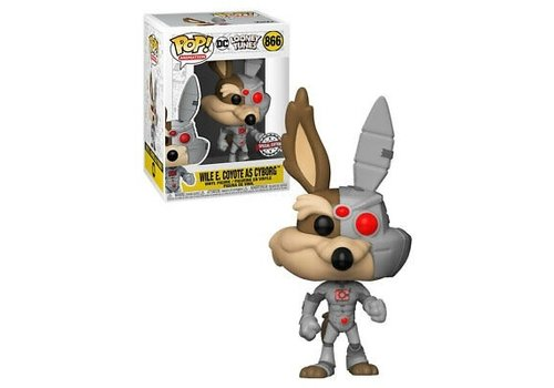 Looney Tunes POP! - Wile E. Coyote as Cyborg
