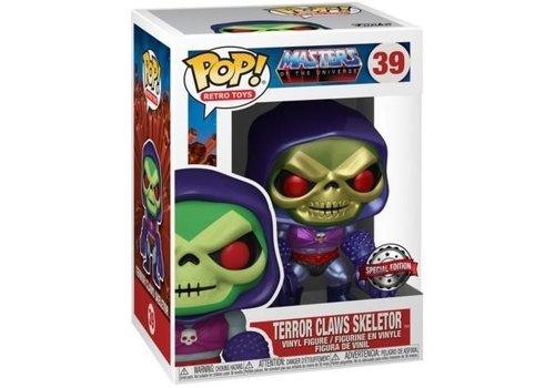 Masters of the Universe POP! - Terror Claws Skeletor Metallic