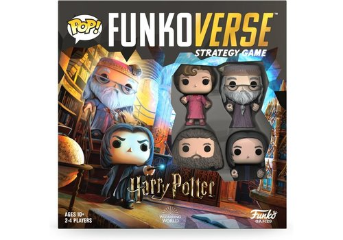 Funkoverse POP! - Harry Potter 102 - 4 Pack