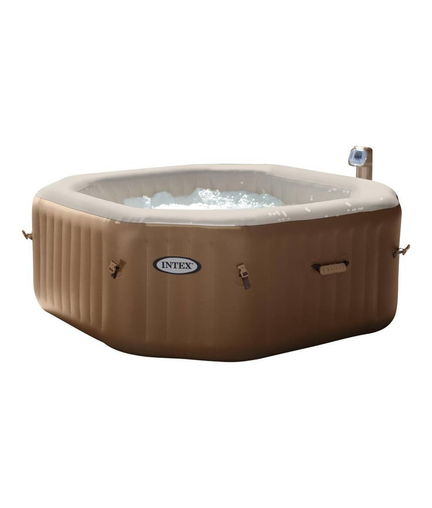 Intex PureSpa Bubble Therapy Octagon