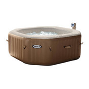 Intex Spa Octagon Bubbel 4 persoons