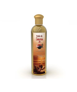Voile de Sauna Olie Asie 250 ml