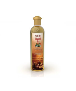 Voile de Sauna Olie Polynésie 250 ml