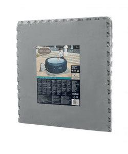 Bestway Beschermingstegels Lay-Z Spa 73x73 cm (10 stuks)