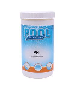 pH Minus poeder 1.5 kg (zuurgraad verlagen)