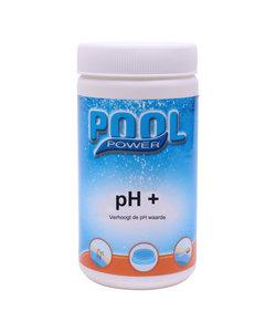 pH Plus poeder 1 kg (zuurgraad verhogen)