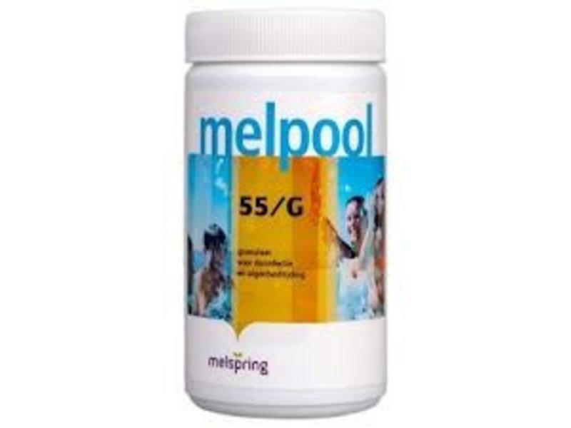Melpool Chloorgranulaat 55/G - granulaat 1 kg