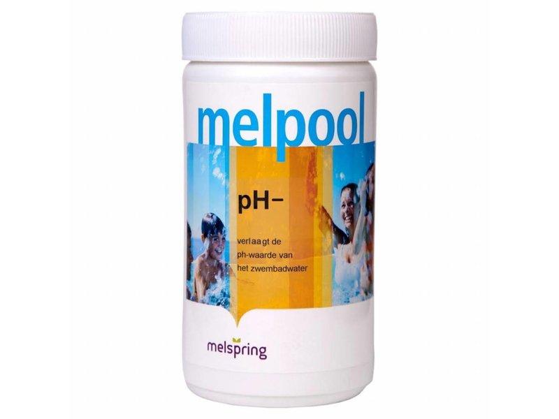 Melpool pH -