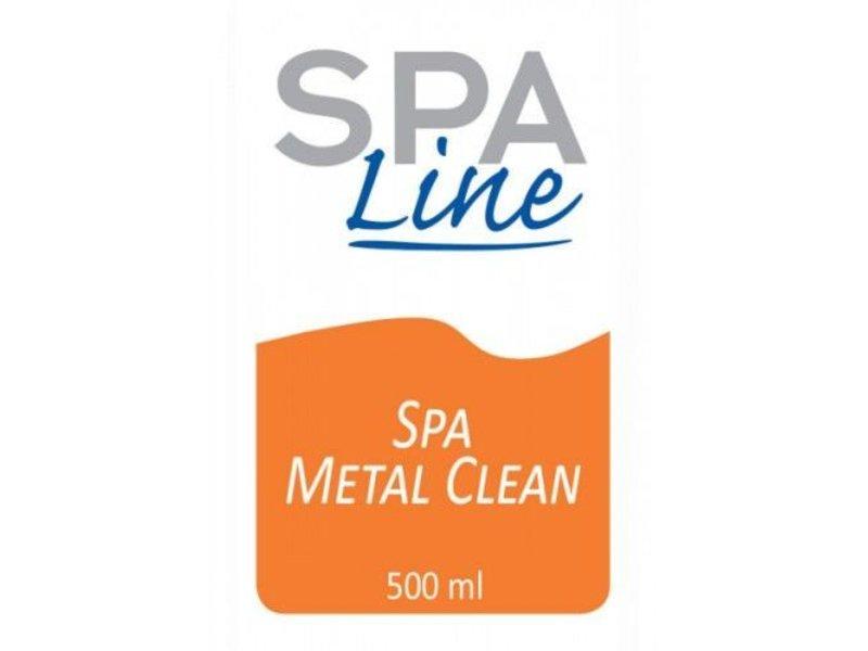 Spa Line Spa Metal Clean