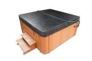 Allesvoordespa.be 210 x 210cm Spa / Jacuzzi cover