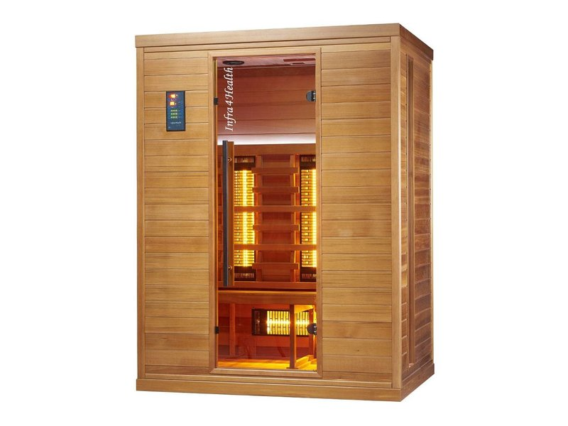 Infra4Health infrarood sauna I150 3 persoons - infra4health