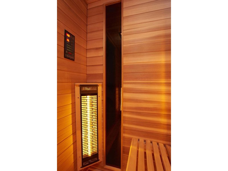 Infra4Health infrarood sauna I170 4 persoons - infra4health