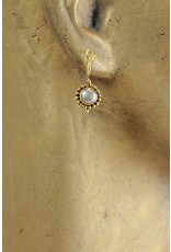Ohrhänger mit Perle