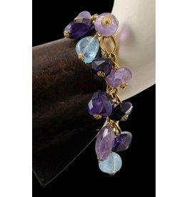 """Armband """"Violet"""""""