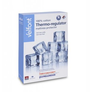 Thermo-Regulator (outlast) Velfont fitted sheet