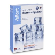Thermo-Regulator (outlast) pillowcase Velfont Climate control