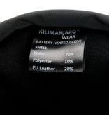 KILIMANJARO WEAR Heated Mittens with battery