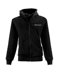 BERTSCHAT® -  Heated Vest - Hoodie - Black