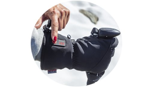 Heated Gloves with batteries
