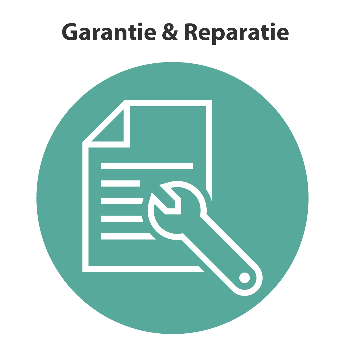 Garantie & Reparatie
