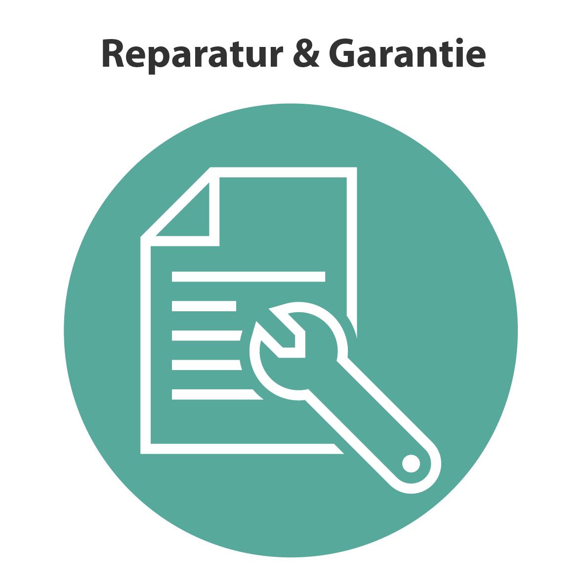 Reparatur & Garantie