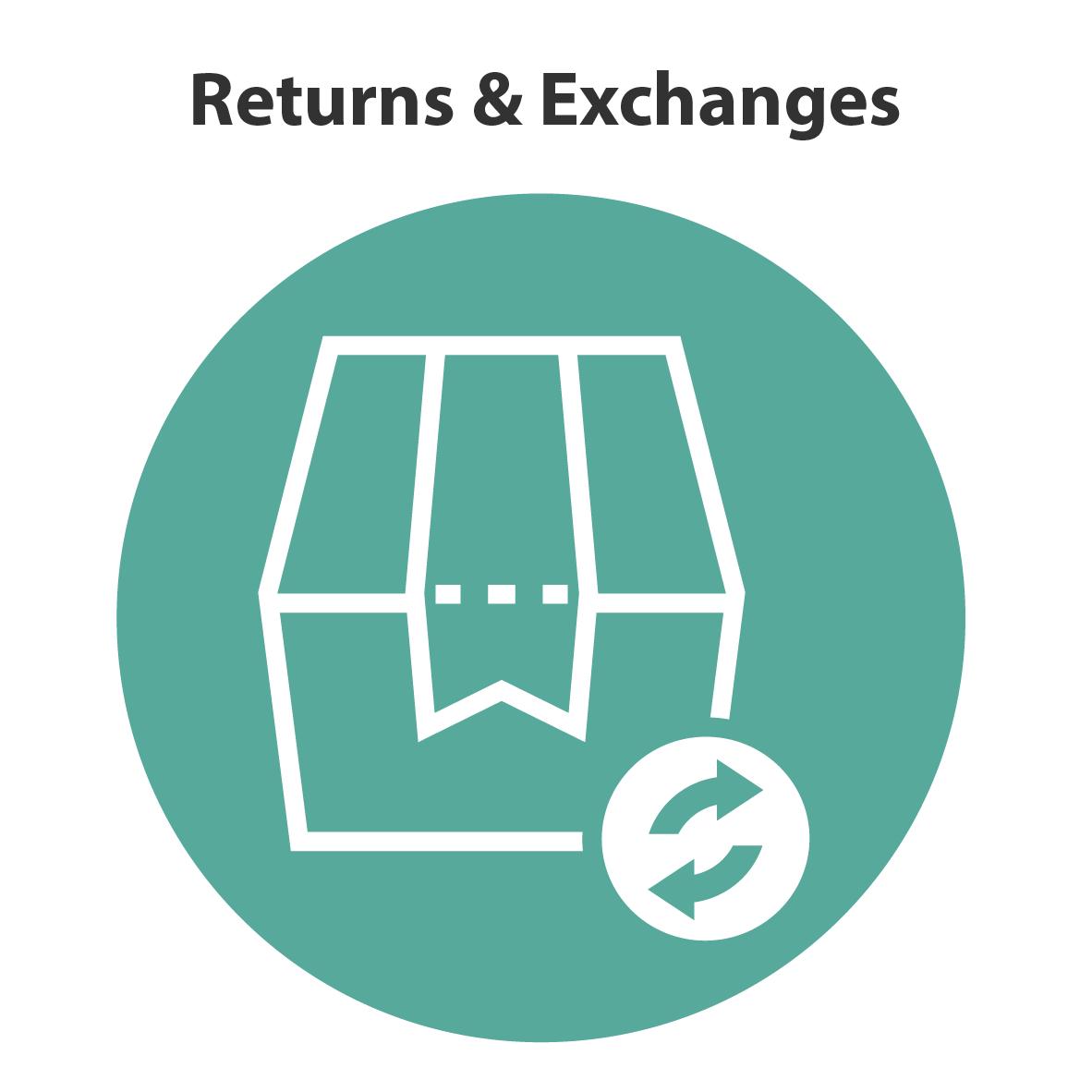 Return & Exchange