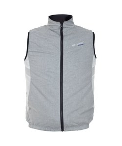 Cooling vest with fans