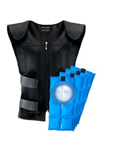 Cooling Vest with cooling elements (PRO) (PCM)